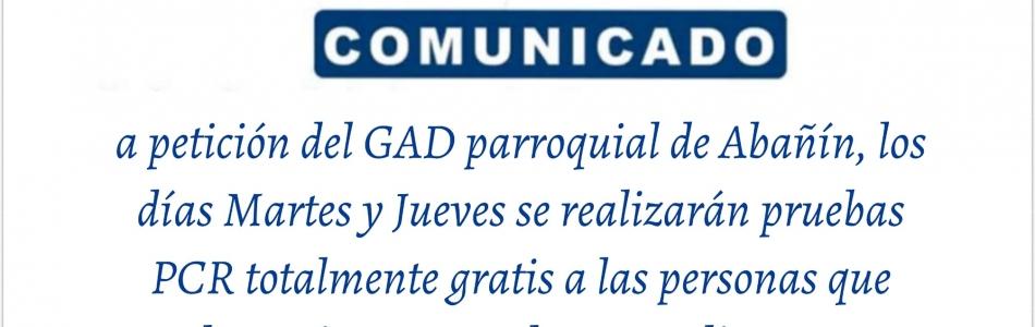 COMUNICADO IMPORTANTE , COLABOREMOS EVITANDO LA PROPAGACION
