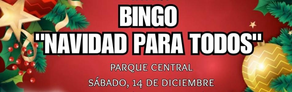 BINGO NAVIDAD PARA TODOS.